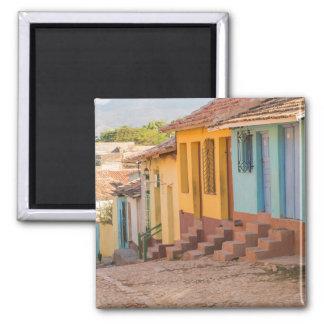 Residential houses, Trinidad, Cuba Magnet