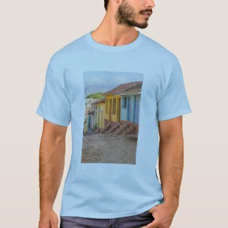Residential houses, Trinidad, Cuba T-Shirt