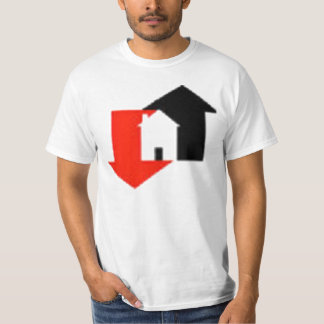Residential Housing Market Graphic T T-Shirt