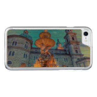 Residenzplatz in Salzburg, Austria Carved iPhone 8/7 Case