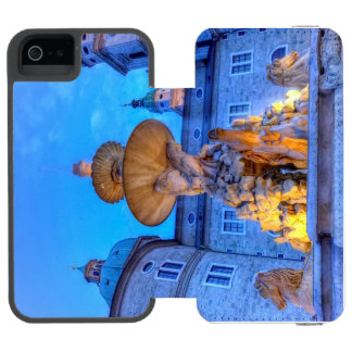 Residenzplatz in Salzburg, Austria Incipio Watson™ iPhone 5 Wallet Case