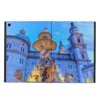 Residenzplatz in Salzburg, Austria iPad Air Cover