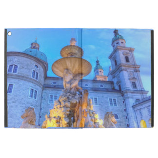 "Residenzplatz in Salzburg, Austria iPad Pro 12.9"" Case"