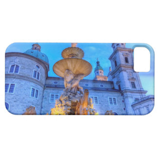 Residenzplatz in Salzburg, Austria iPhone 5 Case