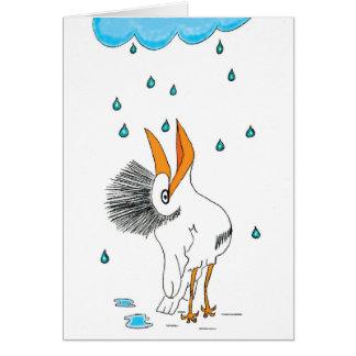 Resilient Bird Card