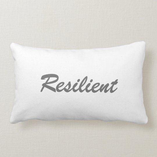 Resilient Pillow