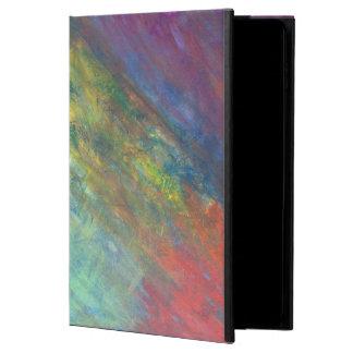 Resilient Stylish ROYGBIV Rainbow Flag Abstract Powis iPad Air 2 Case