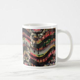 Resin Drips Mug