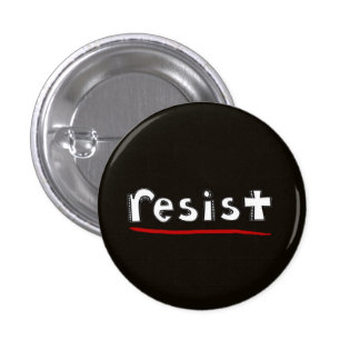 resist 1 inch round button