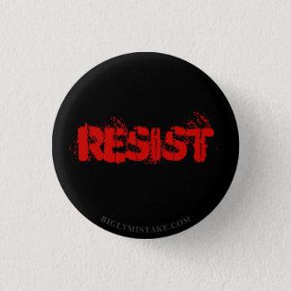 RESIST. 1 INCH ROUND BUTTON