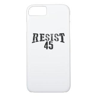 Resist 45 Trump Protest Case-Mate iPhone Case