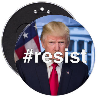 #resist 6 inch round button