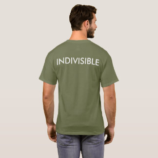 Resist and Indivisible T T-Shirt