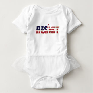 Resist Anti-Trump Resistance Freedom Baby Bodysuit