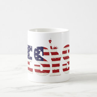 Resist Anti-Trump Resistance Freedom Coffee Mug