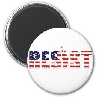 Resist Anti-Trump Resistance Freedom Magnet