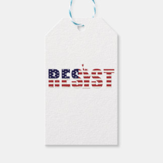 Resist Anti-Trump Resistance Freedom Pack Of Gift Tags