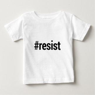 Resist Baby T-Shirt