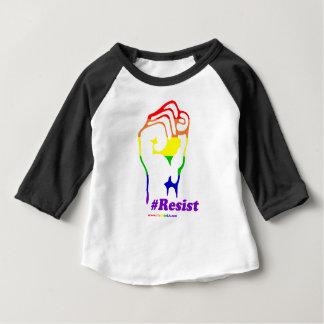 #Resist Baby T-Shirt