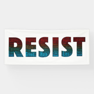 Resist Banner