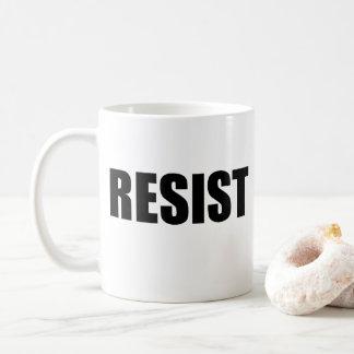 Resist Bold Mug