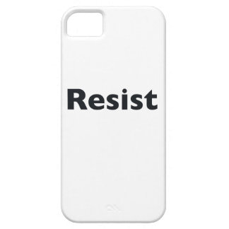 Resist Case For The iPhone 5