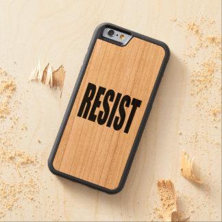 RESIST CHERRY iPhone 6 BUMPER CASE