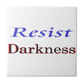 Resist Darkness products Tile
