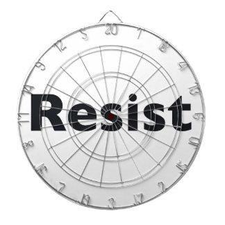Resist Dartboards