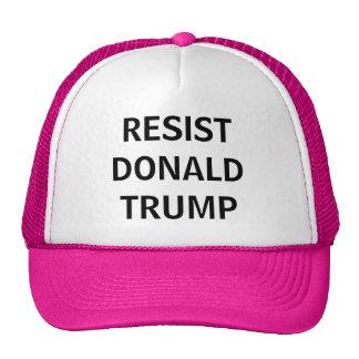 Resist Donald Trump Trucker Hat