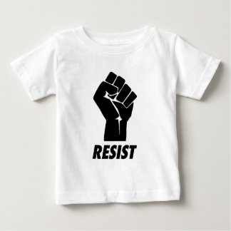 resist fist baby T-Shirt