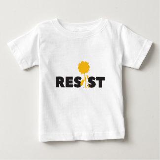 resist flower baby T-Shirt