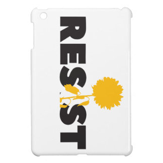 resist flower case for the iPad mini