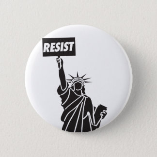 Resist_for_Liberty 2 Inch Round Button