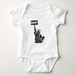 Resist_for_Liberty Baby Bodysuit