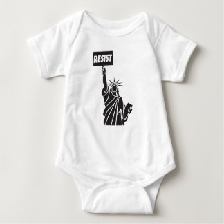 Resist_for_Liberty Baby Bodysuit