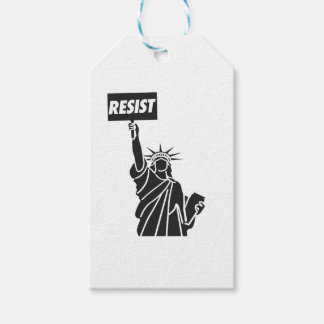 Resist_for_Liberty Pack Of Gift Tags