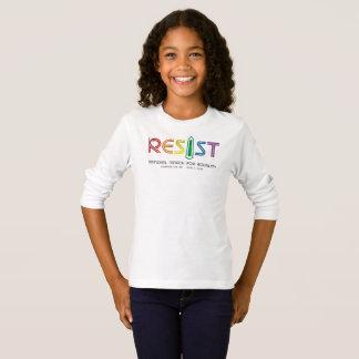 Resist Girl's Long Sleeve T-Shirt