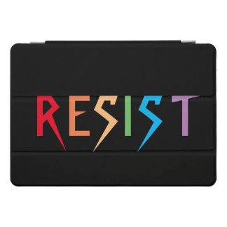 Resist in Rainbow Colors 10.5 iPad Pro Case