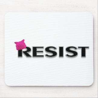 Resist! Mouse Pad