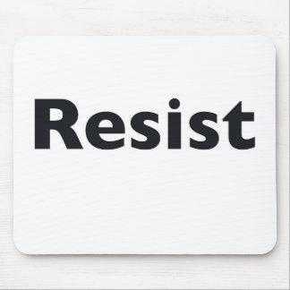 resist mouse pad