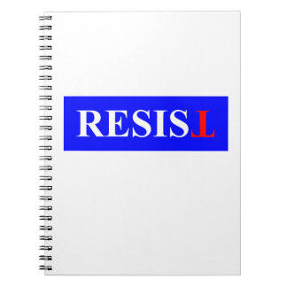 Resist Notebook
