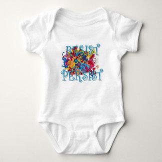 Resist Persist Baby Bodysuit