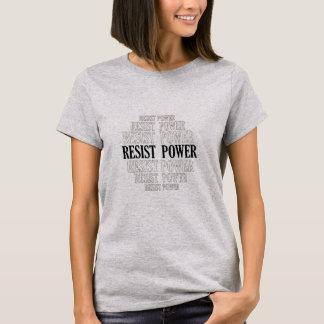 Resist Power T-Shirt