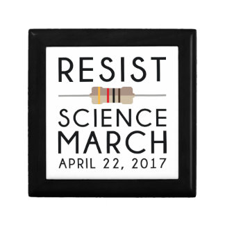 Resist Science March Gift Box
