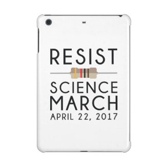 Resist Science March iPad Mini Cases