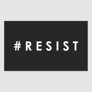 Resist Stickers