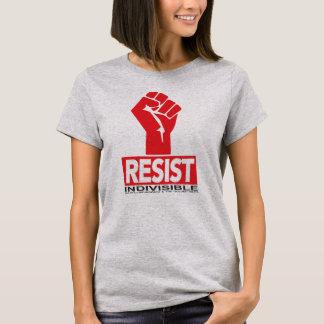 Resist Tee - Womens Sizes - Light Steel