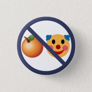 Resist the Mango Mussolini! 1 Inch Round Button