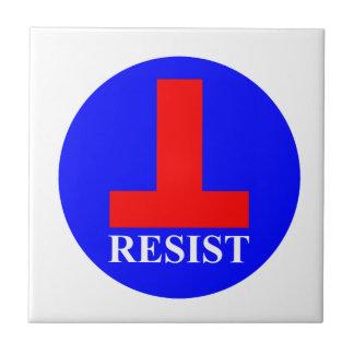 Resist Tile
